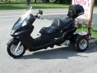 New Keeway Scooter Hurricane 49 cc - $1299 Tel: