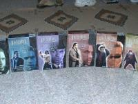 this is the complete set of Highlander, total of 6