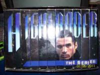 This is a BOX SET! The TV Show Highlander. There are 11