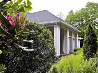 If you are looking for a serene, relaxed setting, this