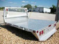 Highline aluminum truck bed w/ steel subframe,