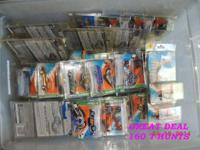 Over 160 complete Super T-hunts & & Reg. T-hunts Mixed.