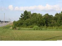 TERRIFIC AREA !!! 14.75 acres with 420' of roadway