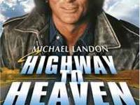 Highway To Heaven, Season One, 7 Disc Boxed Set, Brand