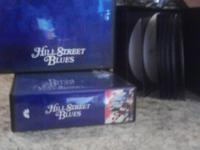 I have the complete box set of the series Hill Street