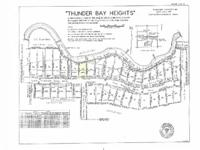 Unique opportunity to buy and build on the Thunder Bay
