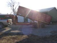 Hillsboro dump trailer with swing back gate 4000OBO