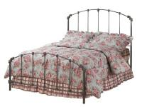 The Bonita Bed from Hillsdale Furniture has a classic