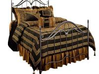 The Kendall Bed has an elegant design with an