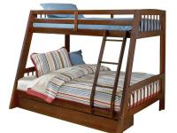 The Rockdale Bunk Bed is a great addition to any