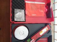 Like new Hilti Laser Level in case. Model PL 10