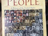 US HISTORY I book for Hinds CC-Rankin. English 2 book