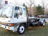 Hooklift Truck For Sale, 1995 Hino, 6 cyl turbo diesel,