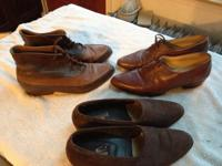 I have three pair hipster Italian mens shoes, size 7.5.