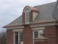 If you want metal roofing on your home, Custom