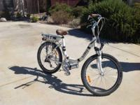 I have for sale his and hers 2012 electrical ebikes