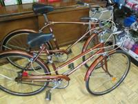 Ross Europa Vintage 3 Rate Cruiser's. Matching His and
