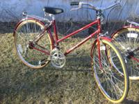 Very NICE original 1980's His & Hers Free Spirit 10