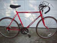 HUFFY ULTIMA 26 INCH 10 SPEEDS MATCHING SET ,READY FOR