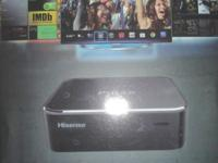 Hisense Pulse HD Streaming Media Player w / Google TV.
