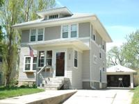 Historic 4 BR home, great character and historic