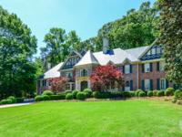 First time on the market for this Historic Brookhaven