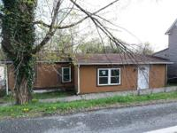 Recently renovated doublewide with plenty of off-street