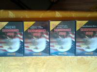 GREAT COMMANDERS dvd's EXCELLENT CONDITION 4 dvd's, 3
