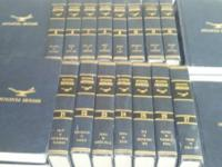 I have a full set (30 leather-bound volumes) of the