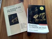 The American Promise Paperback Publisher: Bedford/St.