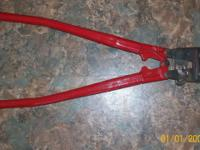 "HIT CT600-5 26"" SWAGE CRIMPING TOOL 1/16, 3/32, 1/8,"