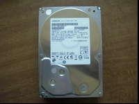 Hitachi 2TB (2000GB) SATA III, 6Gb/s, 7200 RPM Hard