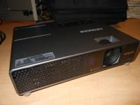 Hitachi CP-X253 projector small but as much brightness