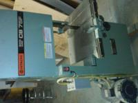"CB 75F Hitachi 3"" Band saw......this baby has been"