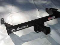 Class III hitch fits '02 dodge 2500/3500 or '99-'01