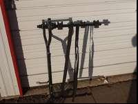 This is a Hollywood 1-4 bike rack. It fits any std. 2""
