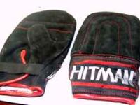 Hitman Heavy Bag Gloves with Palm Bar Made from Heavy