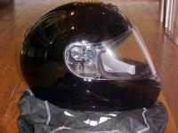 Beautiful HJC full face helmet size XXL (on tag) 7 7/8""