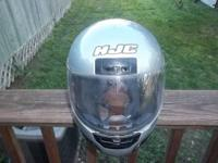 Good condition, somes scrapes but no cracks or dents,