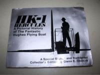 HK-1 SPRUCE GOOSE FLYING BOAT 1983 COLLECTERS EDITION