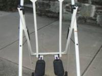 The exercise machine it is in very good condition.has
