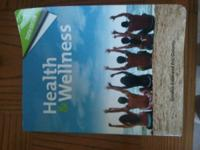Health & Wellness Edlin & Golanty 10th ED- $40 American