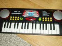 HMP-138 Songmax Keyboard. Fun toy mostly for kids but