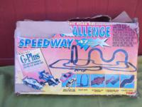 Tomy model 9929,HO scale pro challange speedway,team