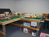 I am helping my mother sell my dad?s train sets and
