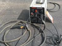 Hobart Airforce 250ci Plasma Cutter. Maybe used a dozen