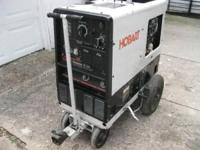 Hobart Champion 10,000 Watt Generator- 230 AMP DC/CC