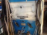 Hobart Cyber TIG 100 Series Welder Model CT-300 Nema