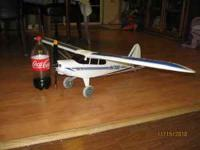 Great condition Hobbyzone Super Cub LP up for sale.