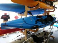 Revolution 13.  Some kayaks are specialists, others